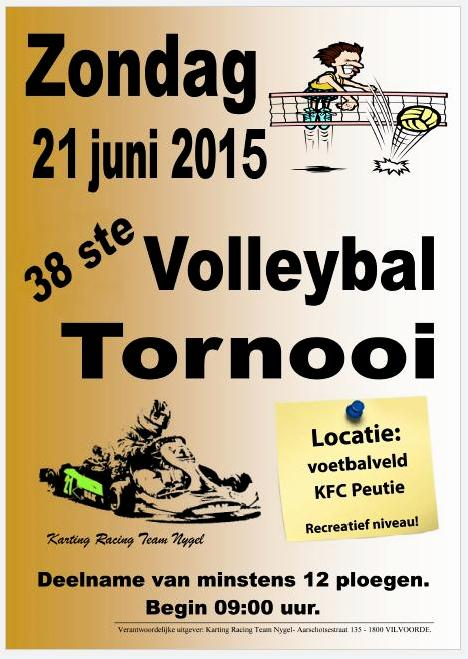 volleybal 2015